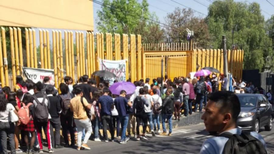 Confrontación en CCH Sur deja cuatro lesionados