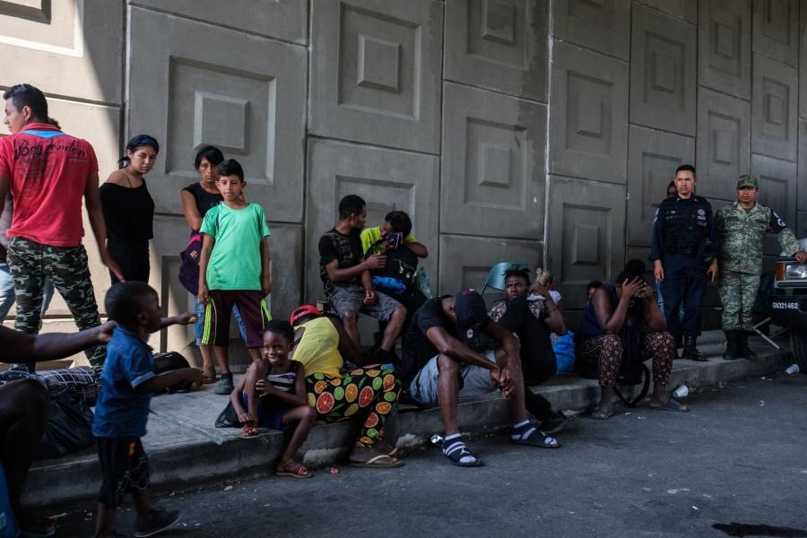 CNDH pide a albergues respetar derechos de migrantes