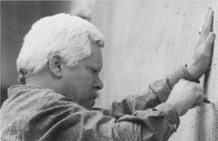 Fallece el artista plástico Javier Arévalo