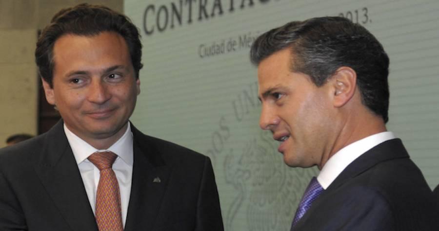 En su campaña a la Presidencia, EPN presumió a Lozoya