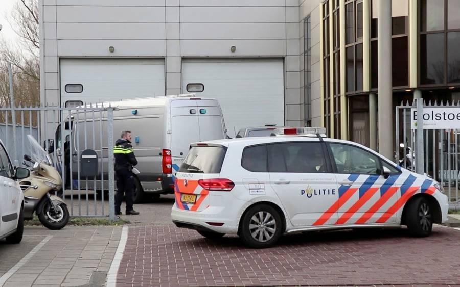 Dos bombas explotan en oficinas postales de Países Bajos