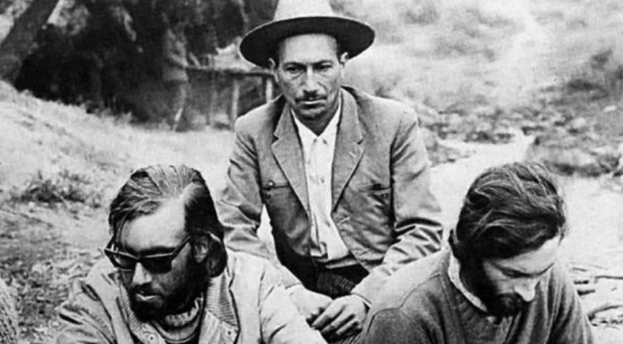 Murió Sergio Catalán, el hombre que halló a sobrevivientes en los Andes