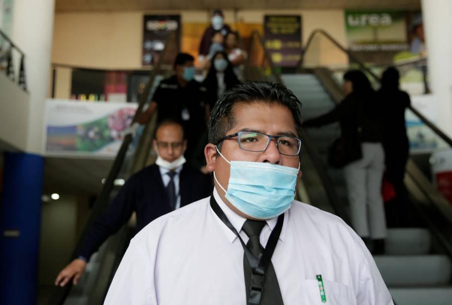 Confirman caso sospechoso de coronavirus en Nuevo León