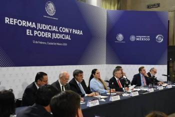 SCJN presenta iniciativa para combatir el nepotismo y la corrupción