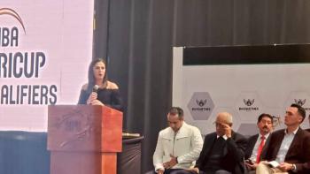 Ana Guevara tacha sanción de FIBA al basquetbol mexicano