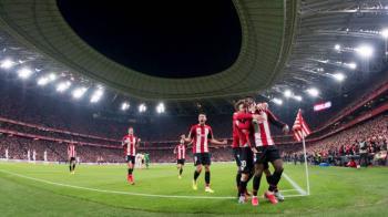 Athletic deja con vida al Granada en semifinal de la Copa del Rey