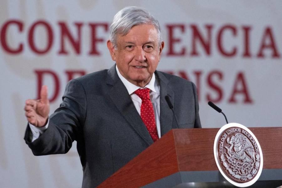"""No hay ningún """"pacto secreto"""" con EPN, afirma López Obrador"""