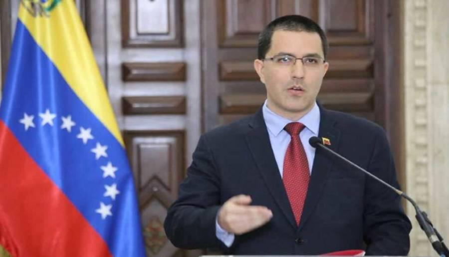 Venezuela denuncia a EE UU ante la CPI