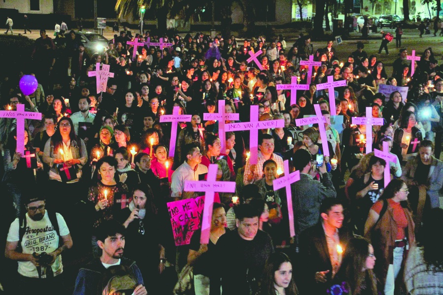 Grupos feministas convocan a marchas en el país