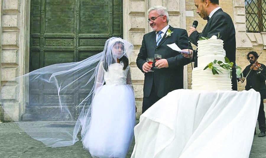 Cuando no es amor: niñas en venta para matrimonio