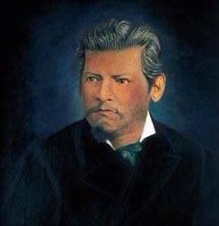 127 aniversario luctuoso de Ignacio Manuel Altamirano