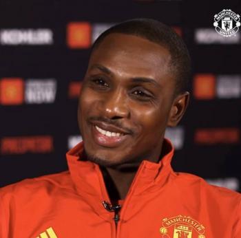 Manchester United separa a Odion Ighalo por posible caso de coronavirus