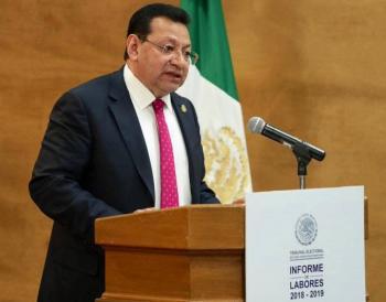 Reformas al PJF buscan impactar vida de ciudadanos: Felipe Fuentes Barrera