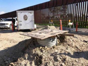 Sufren recorte para destinar 3.8 mil mdd a la construcción del muro con México
