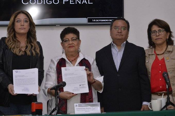 La FGJ presentó iniciativa para castigo a quien filtre imágenes de feminicidio