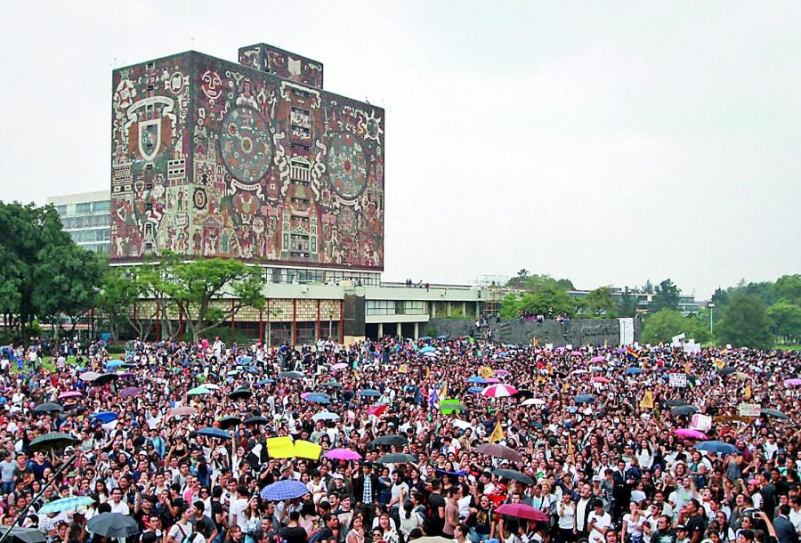 Colocan a la UNAM como la mejor del país
