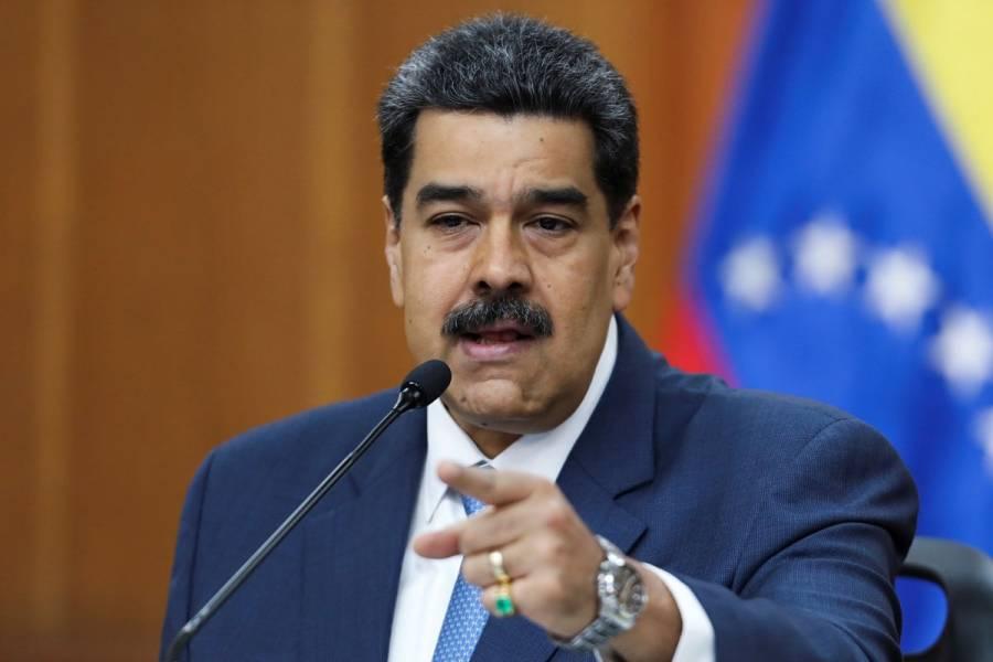 Maduro invita a México, Argentina y Rusia a respaldar el diálogo interno