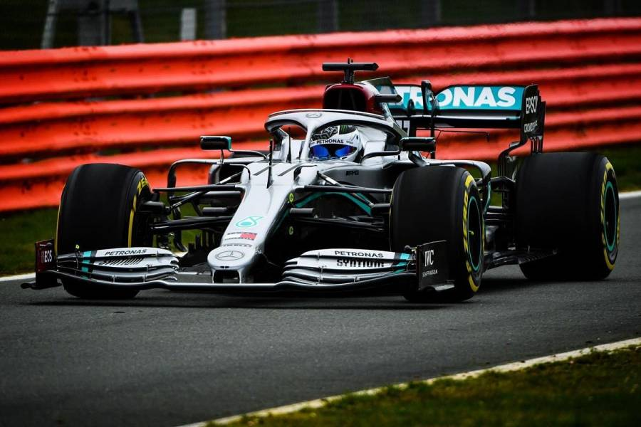 Mercedes presenta su nuevo monoplaza para 2020