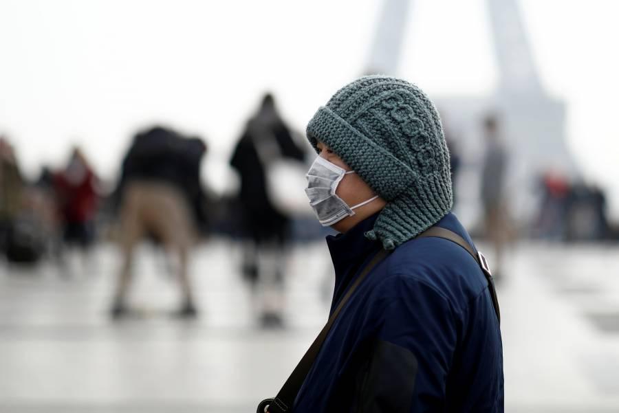 Francia confirma la primera muerte por coronavirus