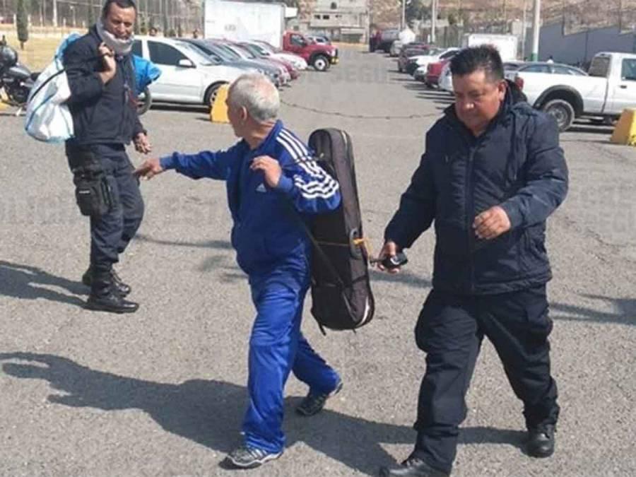 """Liberan a """"El Violinista"""", hombre que se defendió de asalto en Ecatepec"""