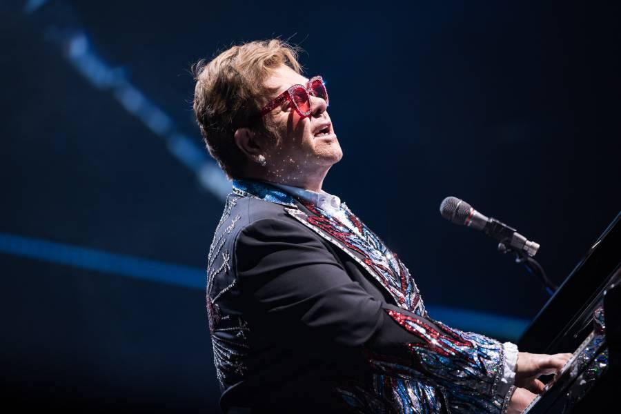 Elton John suspende concierto en Auckland