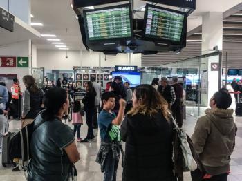 México tiene el mejor aeropuerto de América Latina es AICM