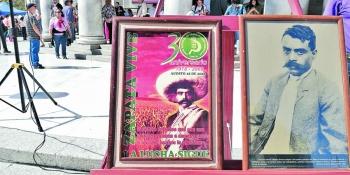 Con bis histórico, Camarena cierra festejos con broche de oro