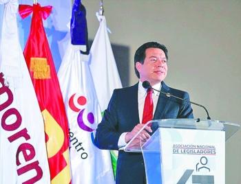 Con iniciativa de AMLO, podrán acusar de traición a Ejecutivo
