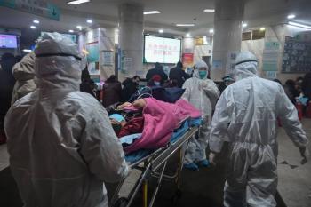 Sube a mil 765 la cifra de muertos por COVID-19 en China