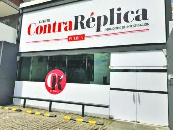 ContraRéplica se expande; llega a Puebla