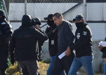 """Ordenan prisión preventiva contra """"El Lunares"""""""