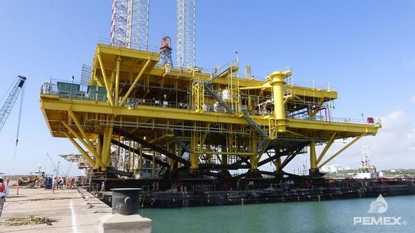 Petrolera italiana reporta descubrimiento en México