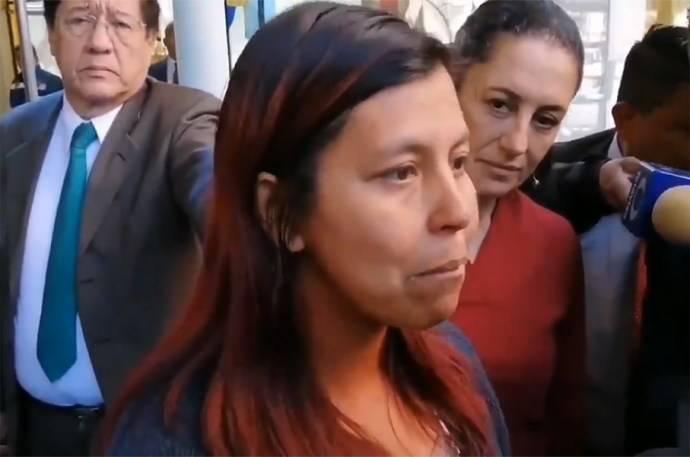 Identifica madre de Fátima al asesino de su hija como Alan Herrera