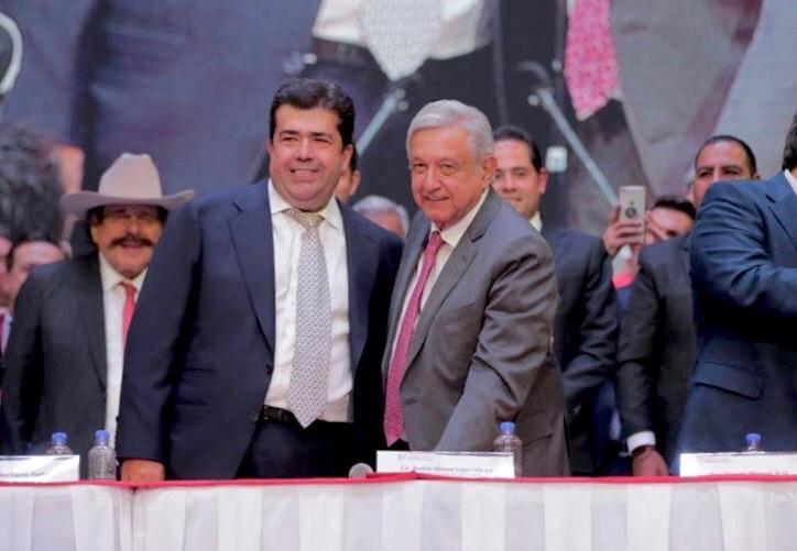 En la 4T no hay sindicatos favoritos dice López Obrador
