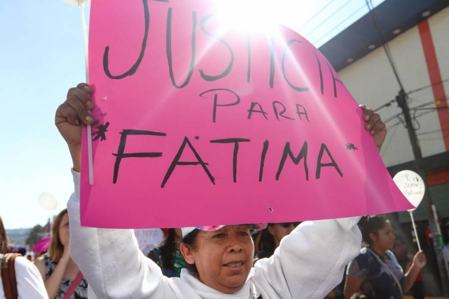 Condena CNDH feminicidio de Fátima