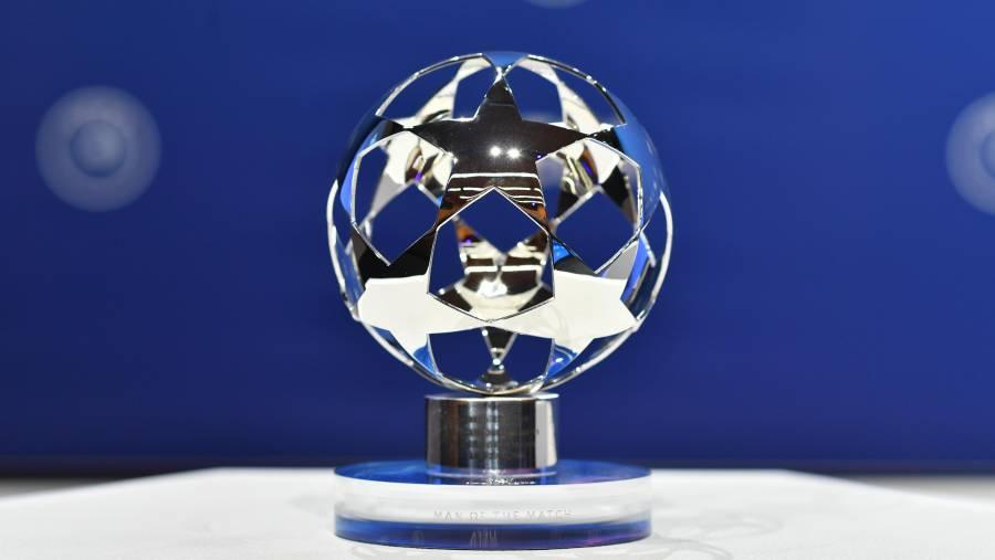 UEFA anuncia nuevo premio para la Champions League