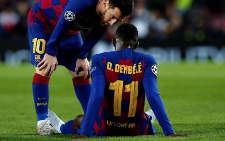 Barcelona ya tiene luz verde para fichar tras lesión de Dembélé
