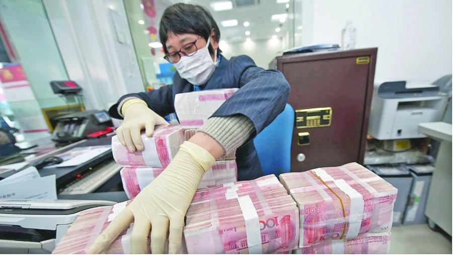 China reimprime billetes nuevos e impulsa inflación