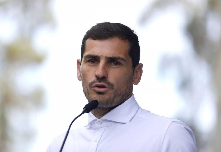 Iker Casillas buscará la presidencia de Federación Española