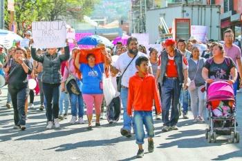 FGJ investiga a tres por el feminicidio de Fátima