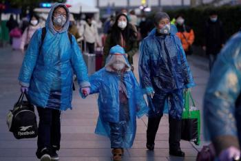 Permanecen siete mexicanos en Wuhan; no hay contagios por Covid-19