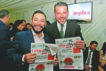 Presentan diario ContraRéplica Puebla