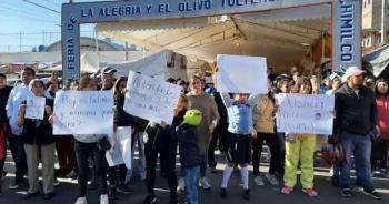 Confirma reunión alcalde de Xochimilco con padres de familia por feminicidio de Fátima
