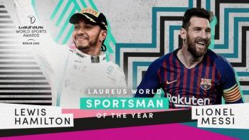 Messi y Hamilton ganan el Premio Laureus