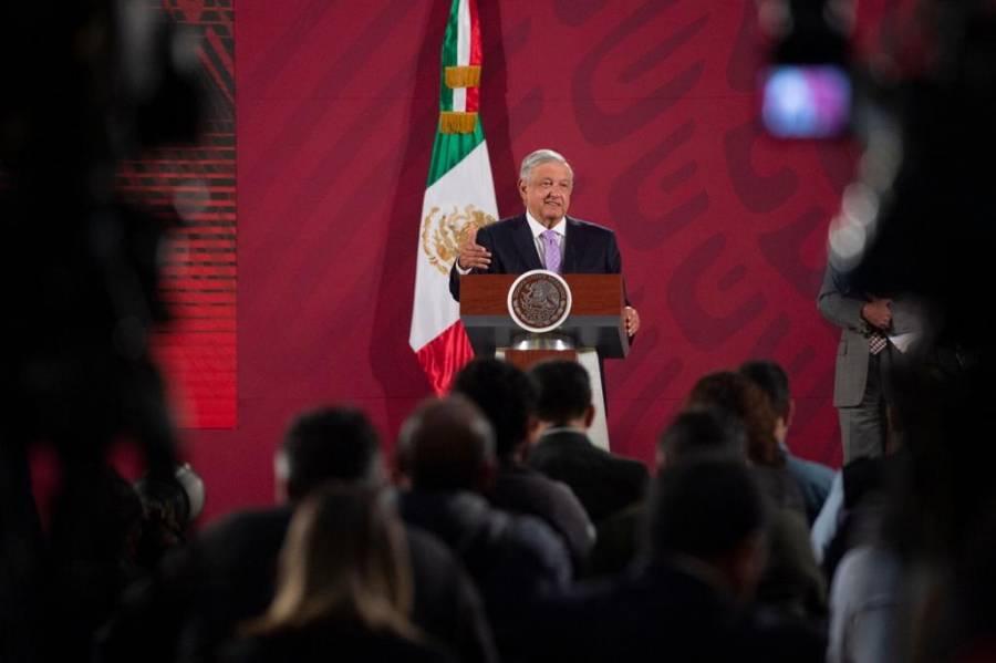 """Insiste López Obrador que en el PJ avanzó """"mucho el mal"""""""