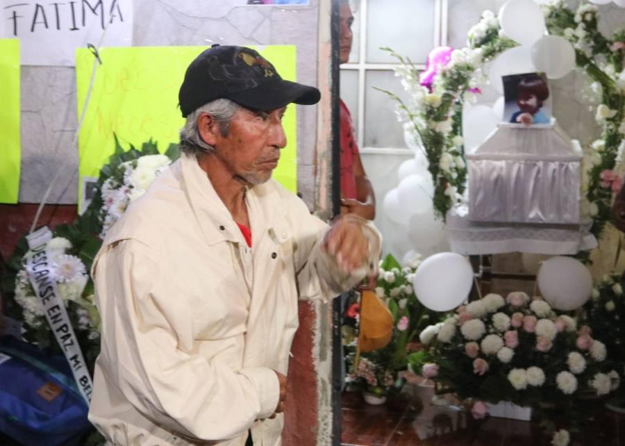 Fuerte conmoción causó el asesinato de Fátima en vecinos de Tláhuac