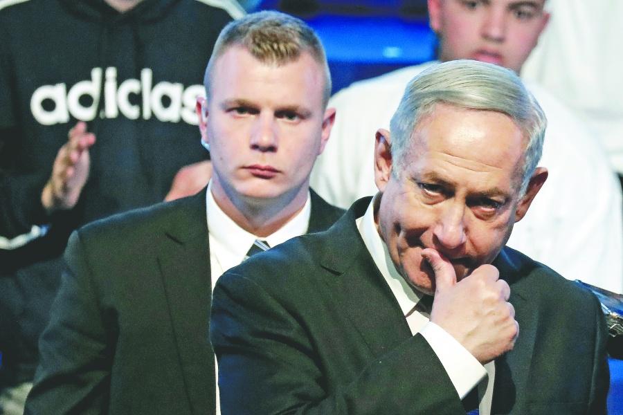 Por 3 casos de corrupción sientan  a Netanyahu en el banquillo