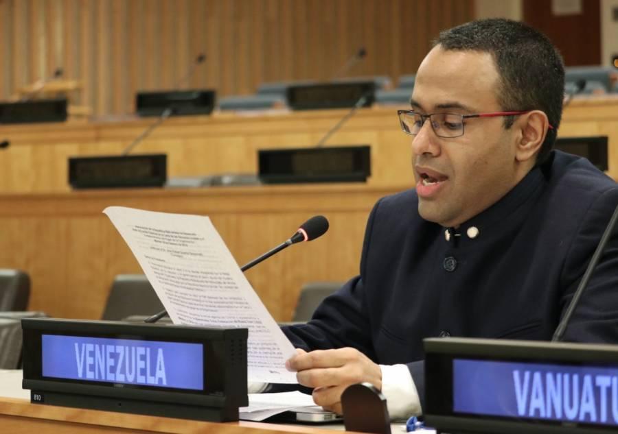Venezuela denuncia violaciones de EU en su espacio aéreo y marítimo