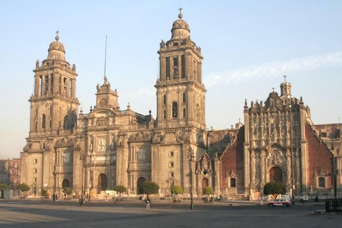 Acelerarán reconstrucción de la Catedral Metropolitana