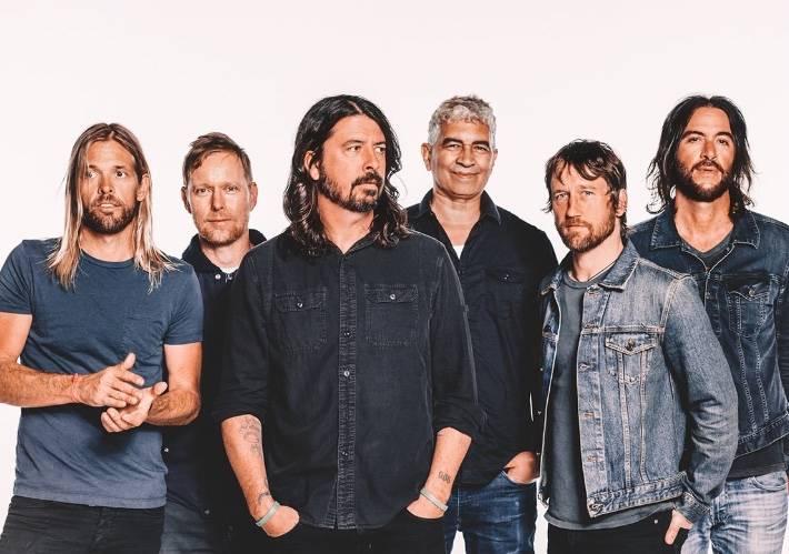 Foo Fighters anuncia su nueva gira The Van Tour 2020